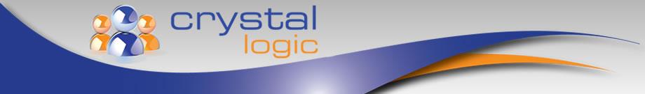 Crystal Logic Logo